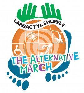 the alternative march logo
