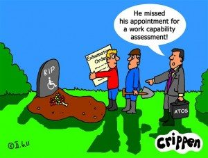 They don't give ATOS!