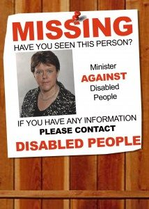 Missing Mary Miller poster