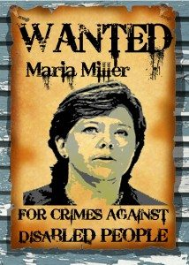 Wanted Maria Miller
